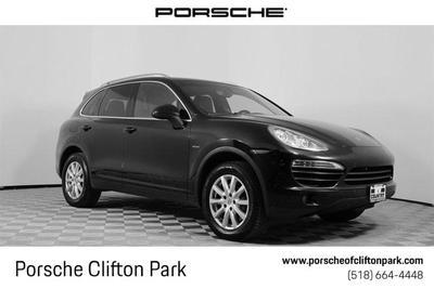 2013 Porsche Cayenne Diesel for sale VIN: WP1AF2A27DLA24863