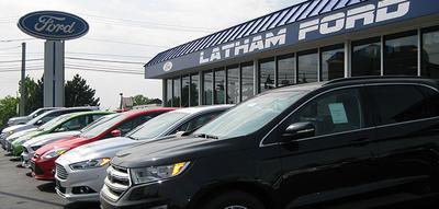Latham Ford Image 1