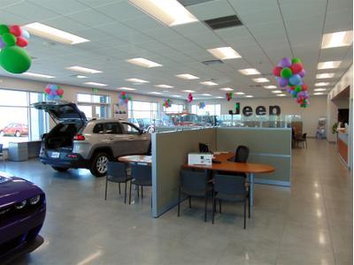 Lynch Chrysler Dodge Jeep RAM Image 4