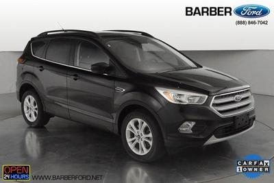 2018 Ford Escape SE for sale VIN: 1FMCU9GD5JUA32558