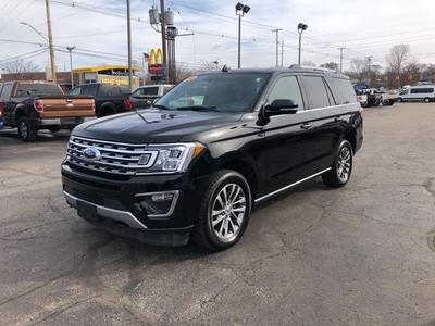 2018 Ford Expedition Limited for sale VIN: 1FMJU2AT0JEA39653