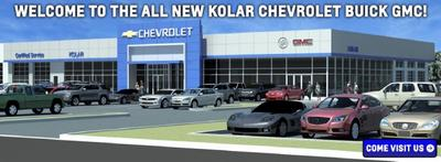 Kolar Chevrolet Buick GMC Image 1