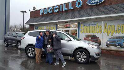 Fuccillo Ford of Seneca Falls Image 5