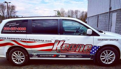 Keene Chrysler Jeep Dodge Ram Image 1