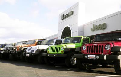 Keene Chrysler Jeep Dodge Ram Image 6