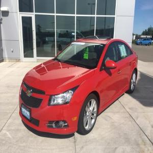 2013 Chevrolet Cruze  for sale VIN: 1G1PG5SB3D7147327