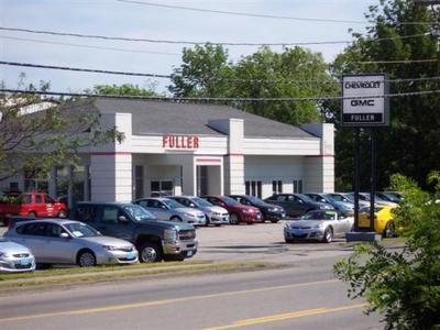 Fuller Chevrolet GMC Image 1