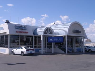 Lithia Chrysler Dodge Jeep Ram of Pocatello Image 1