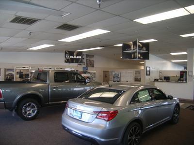 Pocatello Car Dealers >> Lithia Chrysler Dodge Jeep Ram of Pocatello in Pocatello