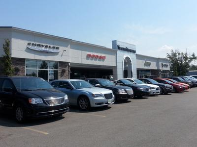 Transitowne Dodge Chrysler Jeep RAM of West Seneca Image 2