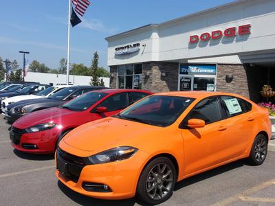 Transitowne Dodge Chrysler Jeep RAM of West Seneca Image 3