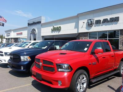 Transitowne Dodge Chrysler Jeep RAM of West Seneca Image 4