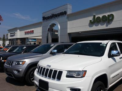 Transitowne Dodge Chrysler Jeep RAM of West Seneca Image 5