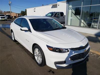 2018 Chevrolet Malibu LT for sale VIN: 1G1ZD5ST2JF205536