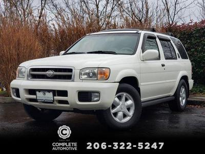 Nissan Pathfinder 2001 for Sale in Seattle, WA