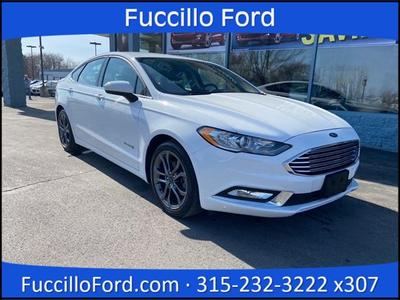 Ford Fusion Hybrid 2018 for Sale in Adams, NY