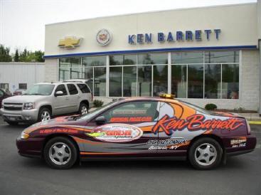 Ken Barrett Chevrolet Cadillac Image 2