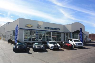 Ken Barrett Chevrolet Cadillac Image 6