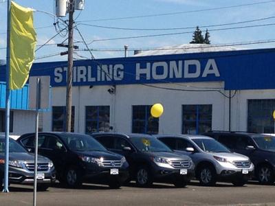 Stirling Honda Image 1