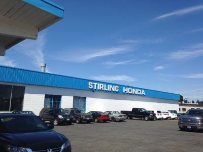 Stirling Honda Image 3