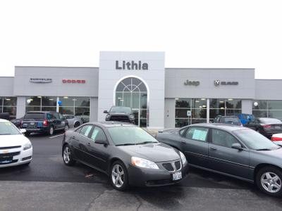 Lithia Chrysler Jeep Dodge Ram FIAT of Tri-Cities Image 4