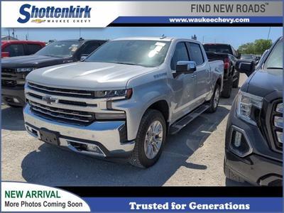 Chevrolet Silverado 1500 2020 for Sale in Waukee, IA