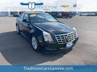 Cadillac CTS 2012 for Sale in Geneva, NY