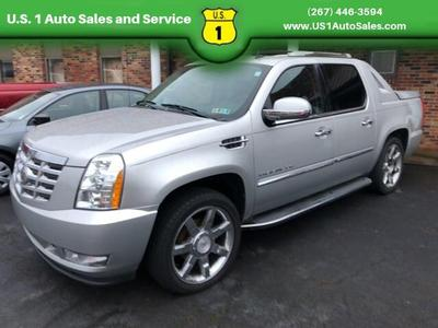 2011 Cadillac Escalade EXT Luxury for sale VIN: 3GYT4MEF6BG125552
