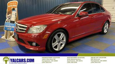 Mercedes-Benz C-Class 2010 for Sale in Youngstown, OH