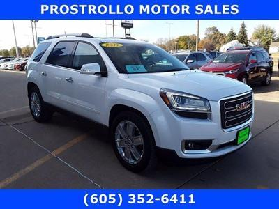 GMC Acadia Limited 2017 for Sale in Huron, SD