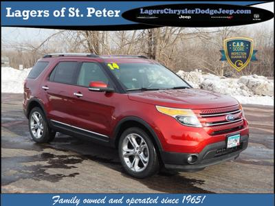 Ford Explorer 2014 for Sale in Saint Peter, MN