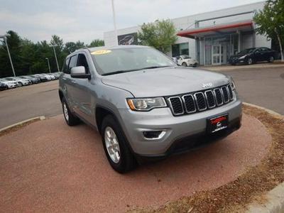 2017 Jeep Grand Cherokee Laredo for sale VIN: 1C4RJFAG4HC828551