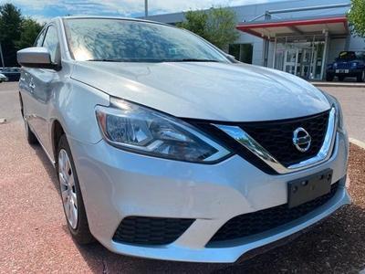 Nissan Sentra 2017 for Sale in South Burlington, VT