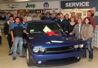 Kelly's Chrysler Center Image 1