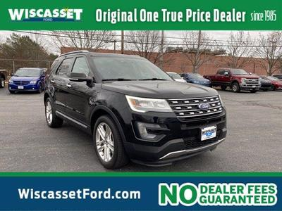 Ford Explorer 2017 for Sale in Wiscasset, ME