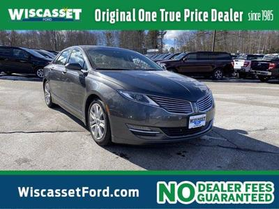 Lincoln MKZ 2016 for Sale in Wiscasset, ME
