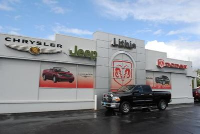 Lithia Chrysler Jeep Dodge Ram FIAT of Eugene Image 1