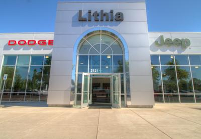 Lithia Chrysler Jeep Dodge Ram FIAT of Eugene Image 3