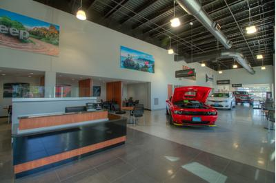 Lithia Chrysler Jeep Dodge Ram FIAT of Eugene Image 6