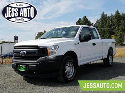 Jess Ford Pullman >> 2019 Ford F 150 For Sale In Pullman Washington 230735987