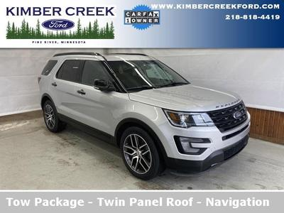 Ford Explorer 2017 for Sale in Pine River, MN