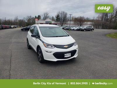 Chevrolet Bolt EV 2017 a la venta en Williston, VT