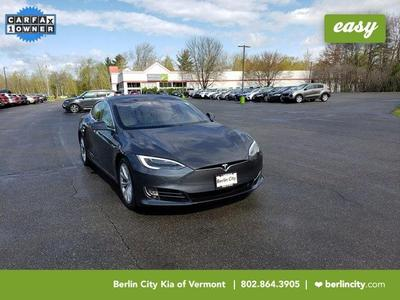 Tesla Model S 2017 for Sale in Williston, VT