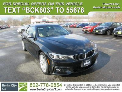 2018 BMW 430 i xDrive for sale VIN: WBA4Z3C55JEA31751