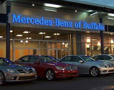 Mercedes-Benz of Buffalo Image 2