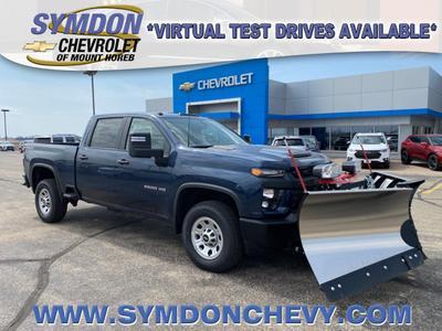 Chevrolet Silverado 2500 2021 for Sale in Mount Horeb, WI