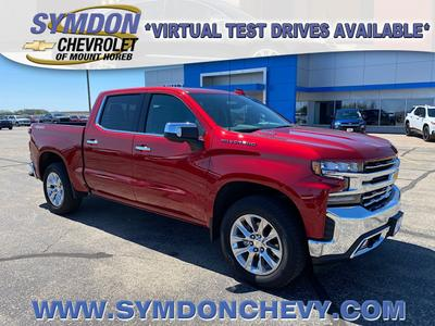 Chevrolet Silverado 1500 2021 a la venta en Mount Horeb, WI
