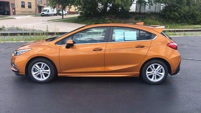 Chevrolet Cruze 2017 for Sale in Manitowoc, WI