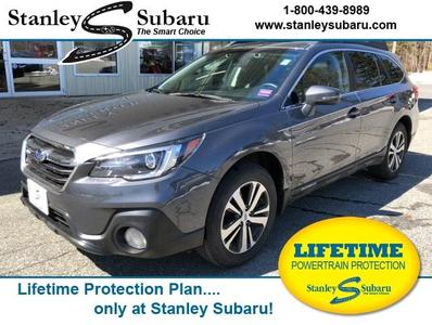 2018 Subaru Outback 2.5i Limited for sale VIN: 4S4BSANC9J3230191