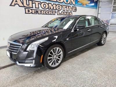 Cadillac CT6 2018 a la venta en Detroit Lakes, MN